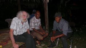 JP Billandon, Sero Kuautonga et Emmanuel Watt
