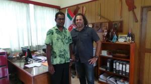Sumtoh Cumbo Mairie de Port-Vila