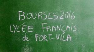 bourses 2016