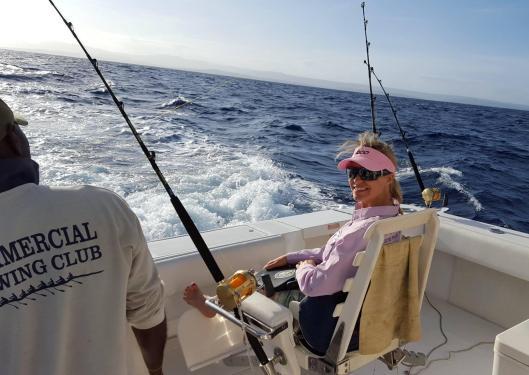 claire pêche